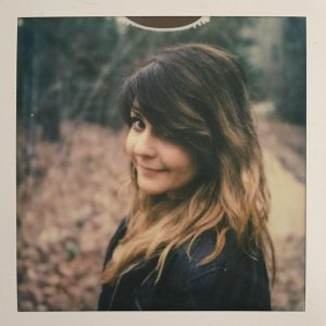 Maile Lani Polaroid