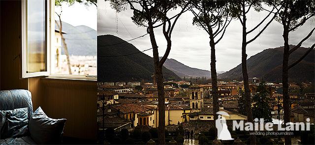Rieti Italy: Hotel View