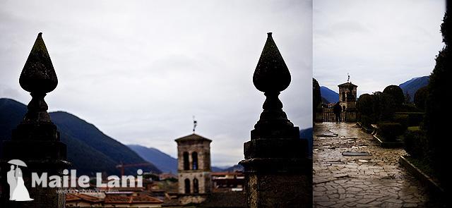 Rieti Italy View