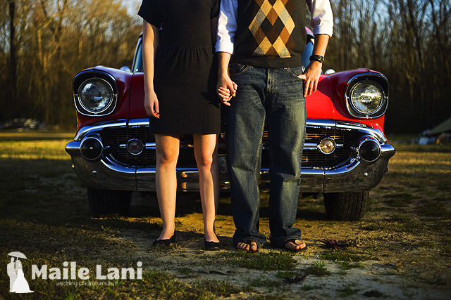 Brandy & Chris Engagement Session in Gonzales Louisiana