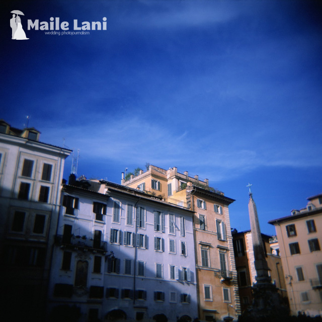 I <3 Italian Buildings