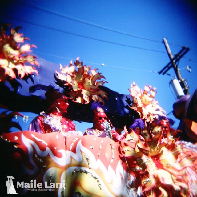 Mardi Gras Float: Krewe of Tucks