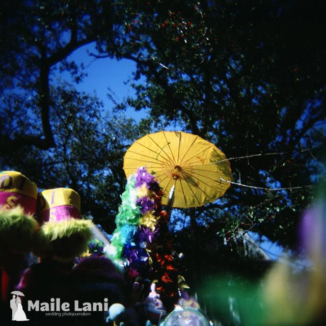 The Umbrella is the Sun