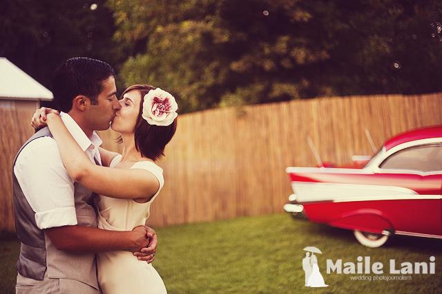 A Backyard Wedding • Brandy & Chris • Gonzales, Louisiana
