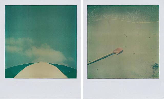 Polaroid Artistic TZ • one two three.   treasure hunt.