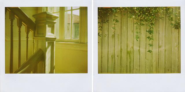 Polaroid Spectra • Uptown New Orleans