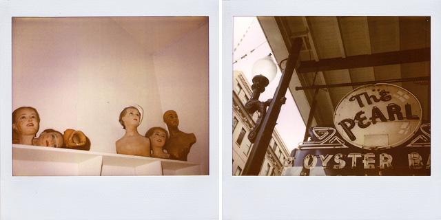 Polaroid Spectra • French Quarter New Orleans