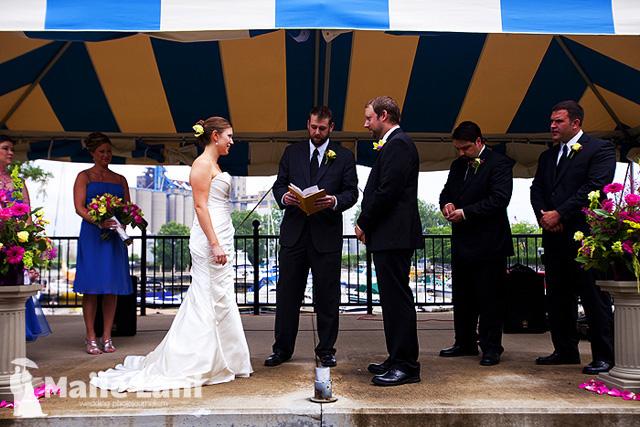 Huron Ohio Wedding Photography