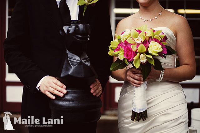 Milan Historical Museum Wedding