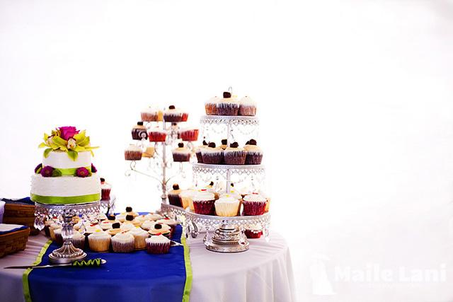 Ohio Wedding Cake