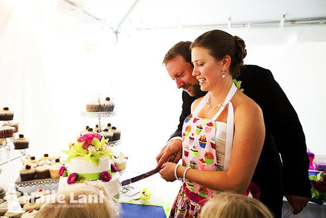 Cleveland Wedding Cake