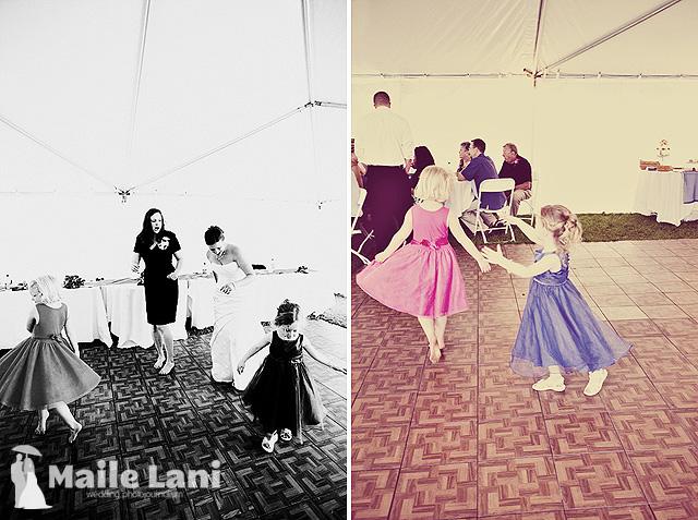 Wedding Photography Tent