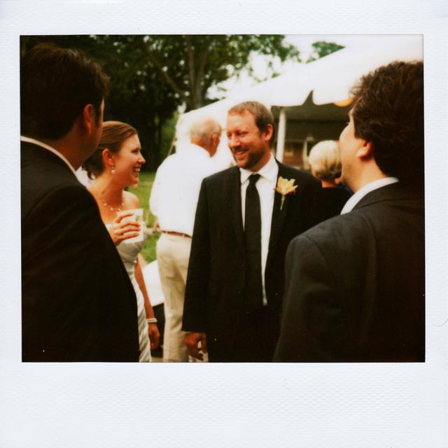 Polaroid Wedding