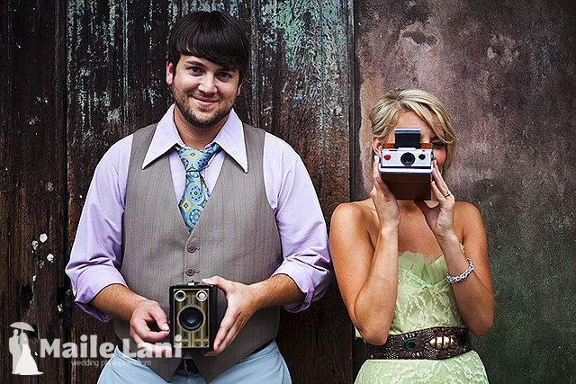 French Quarter Engagement Photography