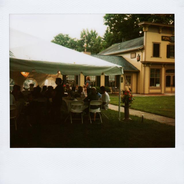 Polaroid Wedding Photography