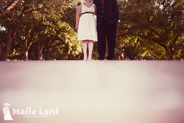 Newman Bandstand Audubon Park Wedding New Orleans • Emily and Ian