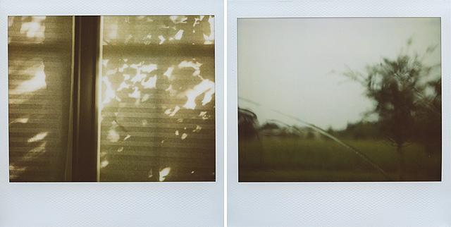 Polaroid Spectra Photography