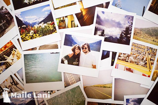 Travel Polaroid Photography Canada