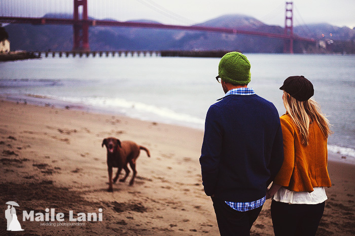 San Francisco Engagement Photography • Aaron and Melinda