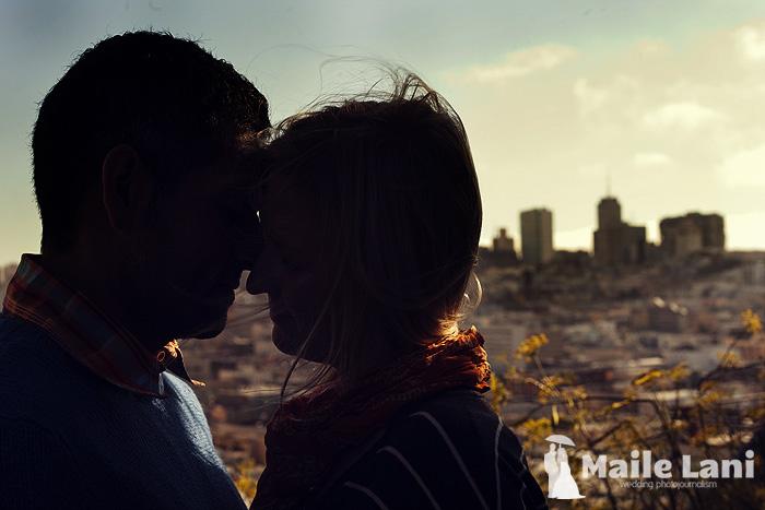 San Francisco Engagement Photography