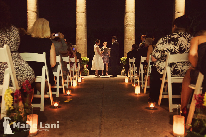 City Park Wedding Peristyle New Orleans