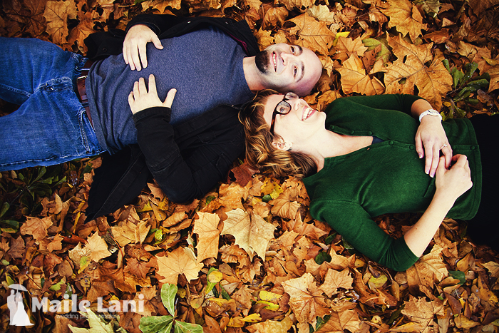 New Orleans Fall Engagement Photography • Liv and Lev