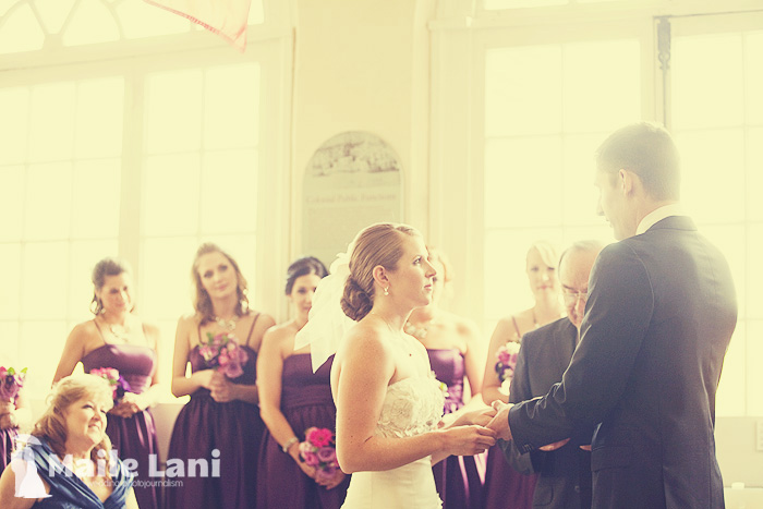 Wedding At The Cabildo in New Orleans