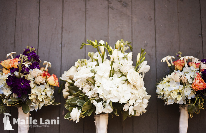 Multicolored Wedding Bouquet Flowers New Orleans