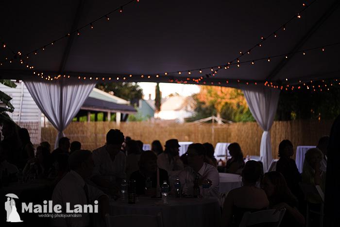 Bywater Wedding Reception