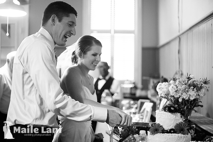 Bywater Wedding Photographs