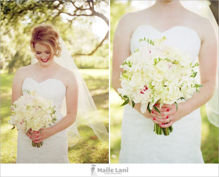 Houmas House Wedding Photography on Film