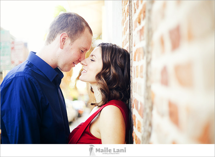 French Quarter Engagement Photography • Clare and Larry