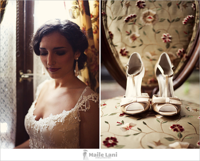 Clare Pettibone Wedding Dress