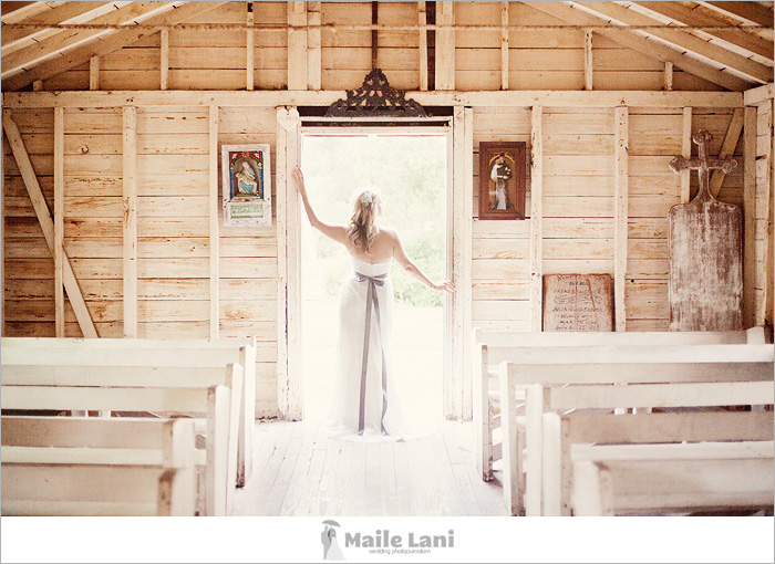 Rural Life Museum Bridals Amber New Orleans Fine Art Film Wedding Photographer Maile Lani
