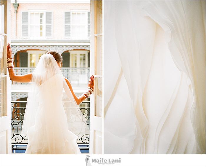 Film Bridal Photography