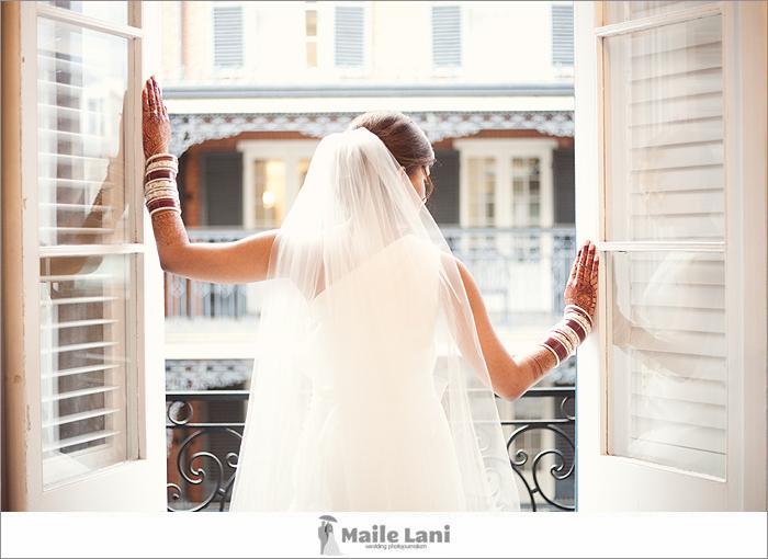 New Orleans Bridal Photographer
