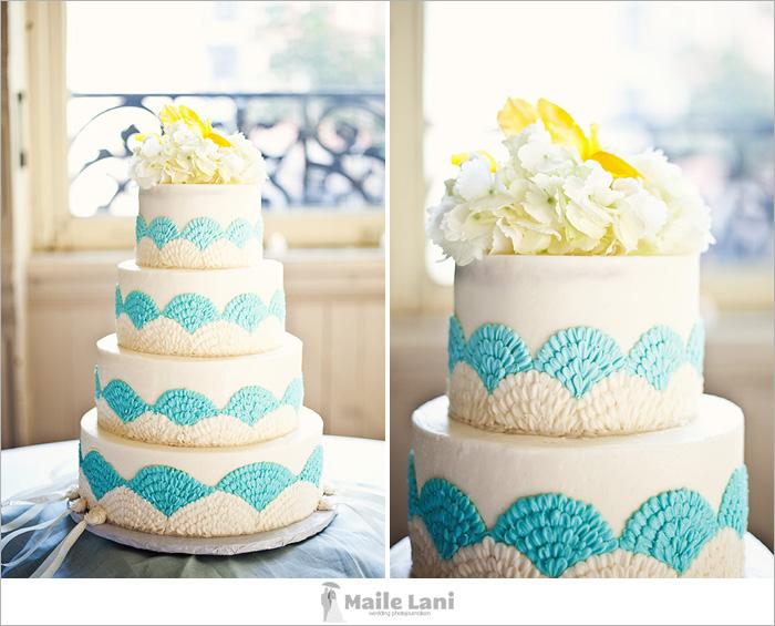 Wedding cakes NOT using fondant?