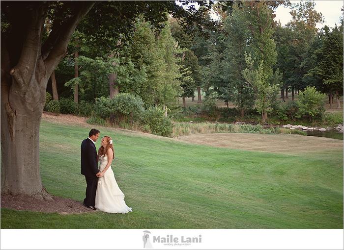 Park Country Club Wedding Buffalo New York