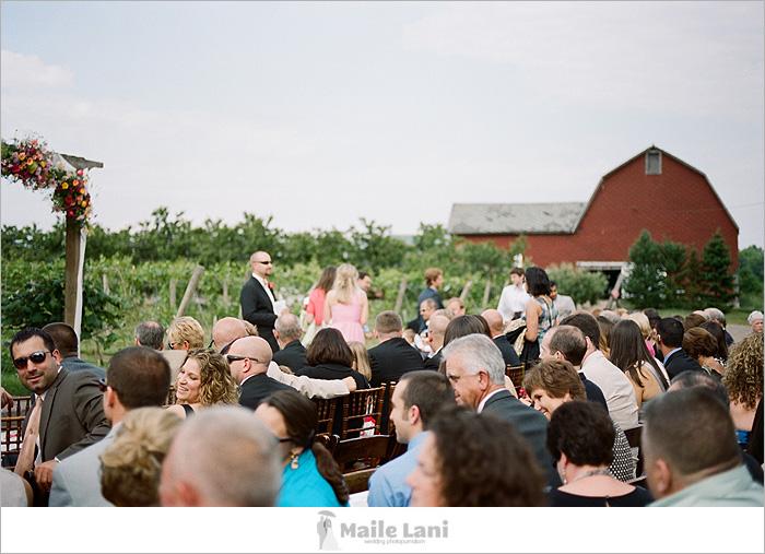 Becker Farms Vizcarra Vineyards Wedding 04 05 06