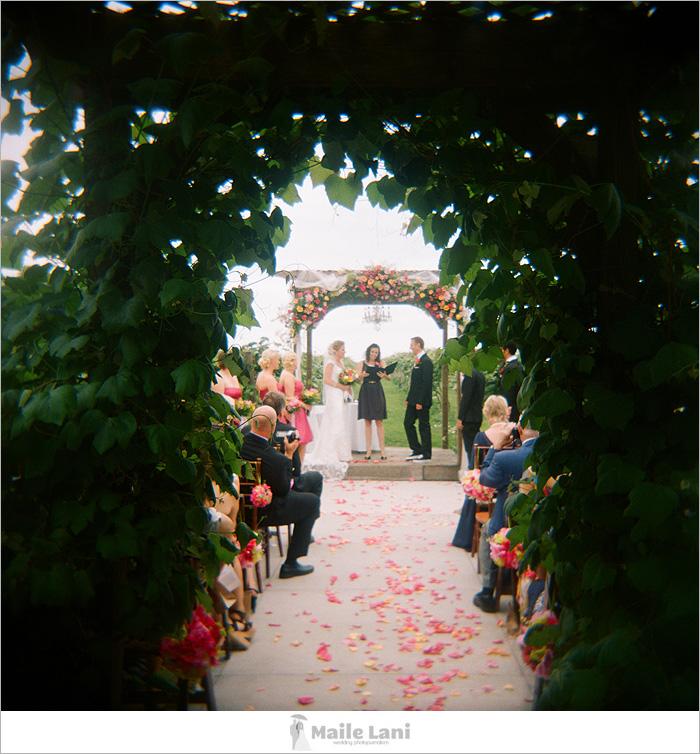 Becker Farms Vizcarra Vineyards Wedding 07 08 09