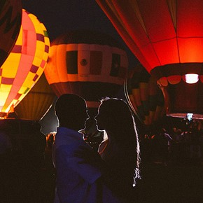 Louisiana Hot Air Balloon Festival Engagements