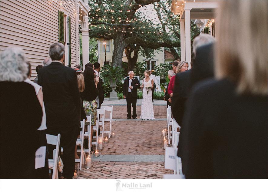 Laina And Neville New Orleans Fine Art Film Wedding Photographer