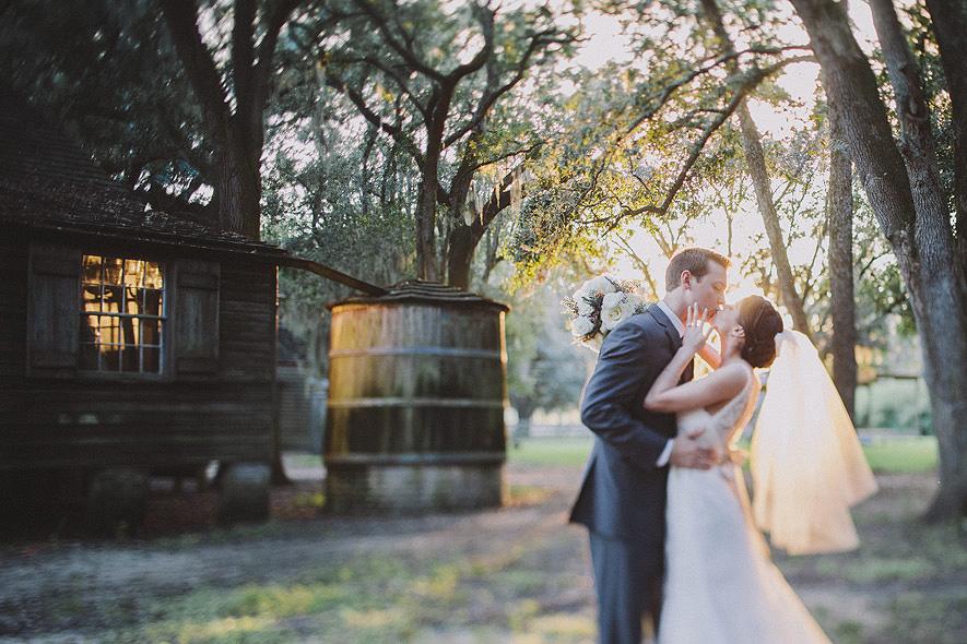 Destrehan Plantation Wedding
