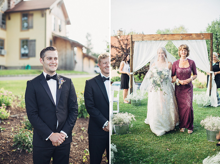 Mirbeau Inn and Spa Wedding