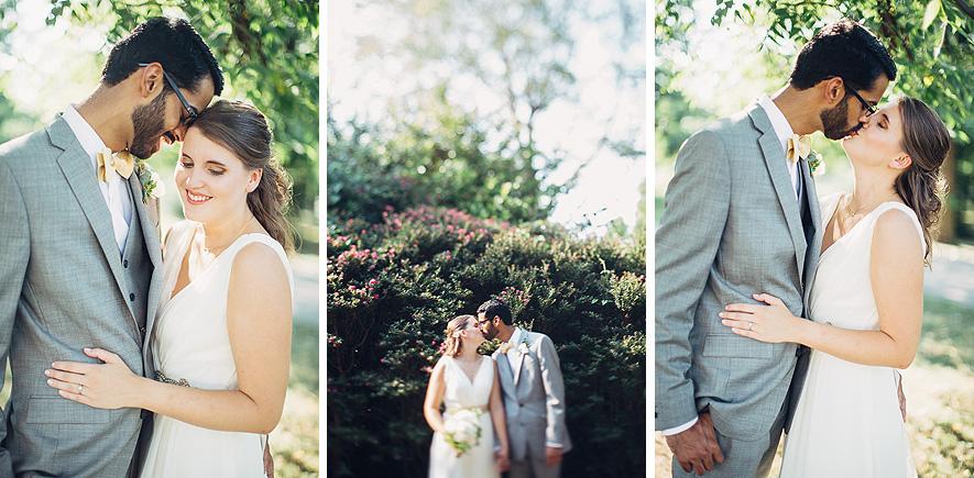 Parthenon Wedding Nashville