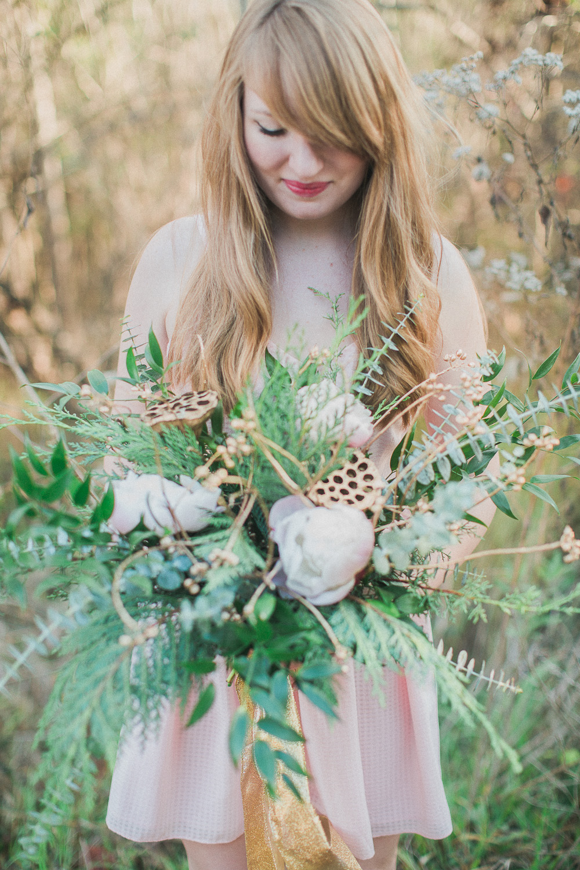 Wildflower Wedding Bouquet Nola Flora