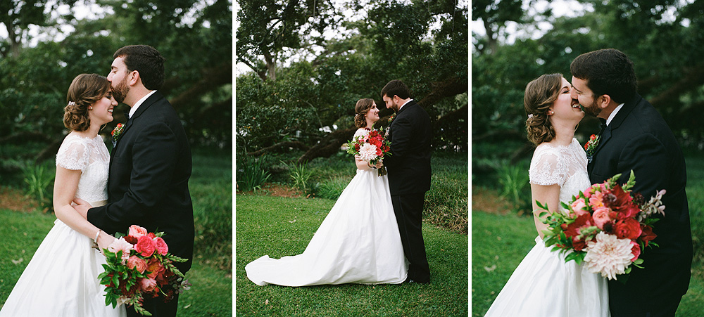 New Orleans City Park Wedding Film