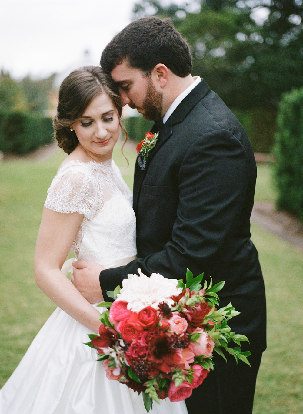 New Orleans City Park Wedding Film Poppy and Mint