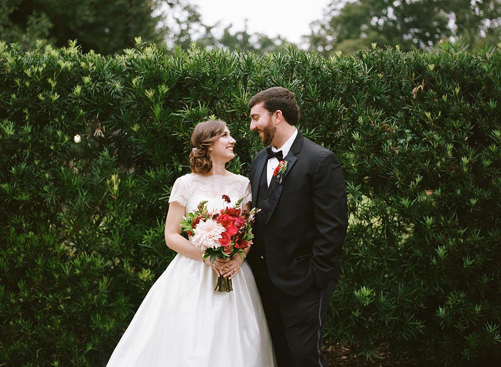 New Orleans City Park Wedding Film