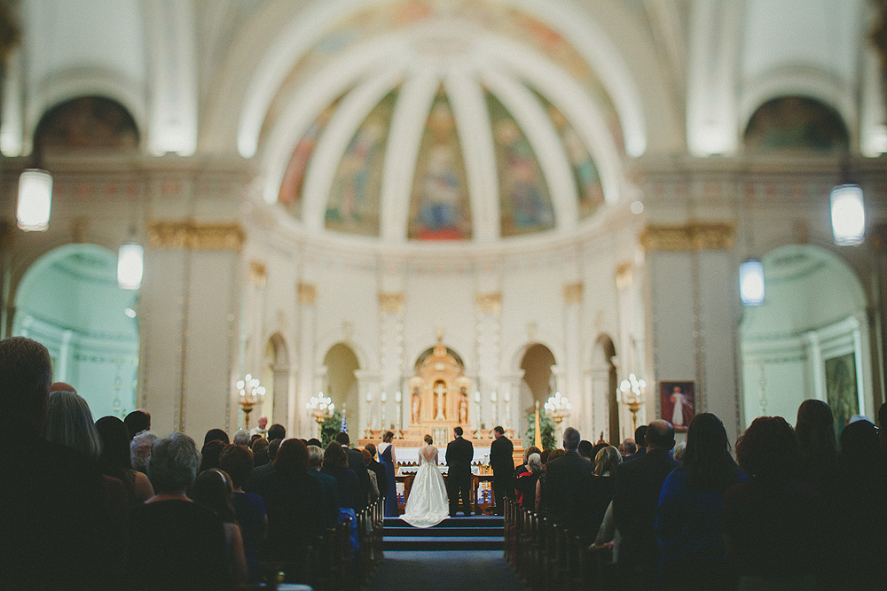 Mater Dolorosa New Orleans Wedding